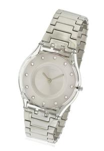 Swatch Silver Drawer Ladies Watch SFK393G