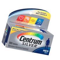 Centrum Silver Men  Multivitamin / Multimineral Supplement