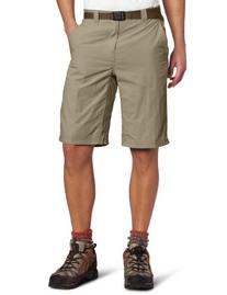 Columbia Men's Silver Ridge Short, 30x12, Tusk