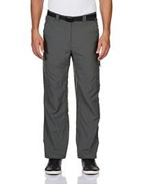 Columbia Men's Silver Ridge Cargo Pant, Gravel, 34x30-Inch