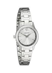Ladies' Citizen Quartz Silver-Tone Dial Watch