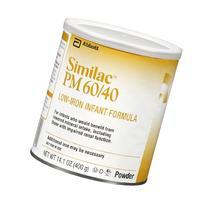 Similacpm40, Low-iron Infant Formula, Powder 14.1 Oz