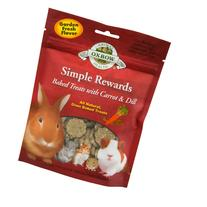 Oxbow Simple Rewards Small Animal Treat size: Small