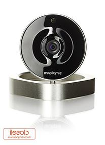 simplicam HD WiFi Home Video Monitoring Camera with one year