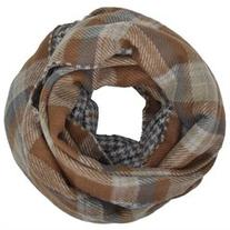 Simplicity Women Large Tartan Checked Plaid Scarf Winter