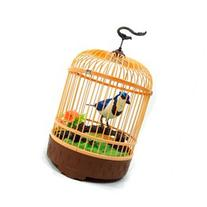 Singing & Chirping Bird in Cage - Realistic Sounds &