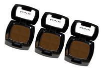NYX Cosmetics Single Eye Shadow Dark Brown