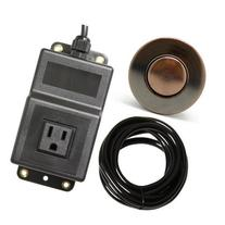 Geyser Single Outlet Sink Garbage Disposal Air Activated