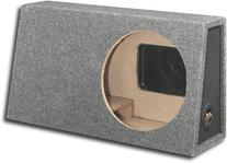 "Fierce Audio 12"" Single Slot-Ported Truck Subwoofer"