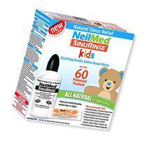 Neilmed's Sinus Rinse, Pediatric, Complete Saline Nasal