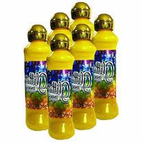 Six Pack 3oz Glitter Ink Gold Bingo Dauber