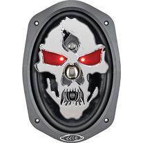 "Boss Audio SK694 Phantom Skull 6"" x 9"" 4-Way, Car Speakers"