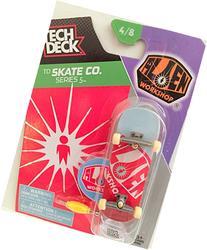 """Skate Co Tech Deck Finger Skate Boards Series 5 """"Alien"""