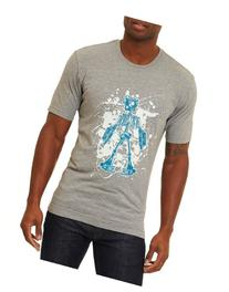 Men's Robert Graham Skeleton Robot T-Shirt, Size XXX-Large