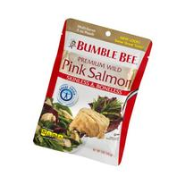Bumble Bee Skinless & Boneless Premium Wild Pink Salmon, 5