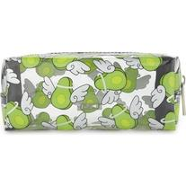 Skinny Dip Angel avocado print make-up bag