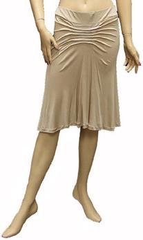 Roberto Cavalli Womens Skirt Beige, 40, Beige