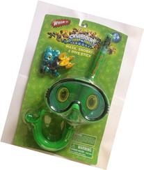 Skylanders Swap-force Mask, Snorkel, and Dive Stick