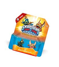 Skylanders Trap Team: Drobit & Trigger Snappy - Mini