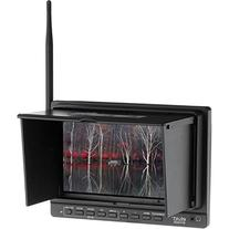 """Elvid SkyVision 7"""" Wireless RF Monitor with DVR"""