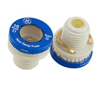 GE Type S/SL Time Delay Fuse, 15-Amp, 2-Pack 18255