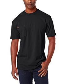 Dickies Men's Heavyweight Crew Neck Short Sleeve Tee, Deep