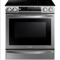 "SAMSUNG 30"" Slide-In Induction Range NE58H9970WS"