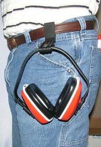 Howard Leight Slim Belt