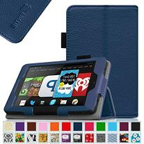 Fintie Folio Case for Fire HD 6 - Slim Fit Vegan Leather