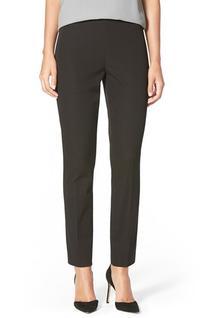 Women's Elie Tahari 'Juliette' Slim Pants, Size 14 - Black