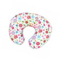 Boppy Slipcovered Pillow, Backyard Bloom, 1 ea