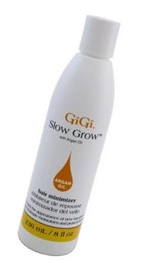 Gigi Slow Grow with Argan Oil Hair Minimizer 8oz