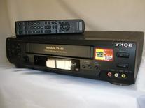 Sony SLV-N60 4-Head Hi-Fi VCR