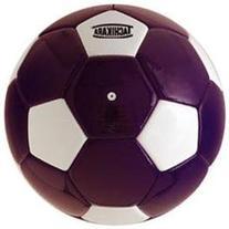 Tachikara SM5SC Soccer Ball , Purple/White