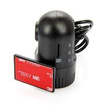 Lentenda HD 720p Smallest in Car Dash Camera Video Register