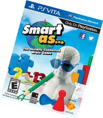 Smart As - PS Vita Video Game