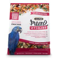 ZuPreem Smart Selects Macaws Diet, 4 lbs