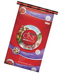 Purina ONE SmartBlend Vibrant Maturity 7+ Formula Dry Dog