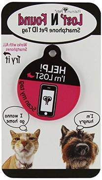 Platinum Pets The Original Smartphone Dog ID Tag with GPS,