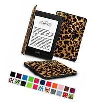 Fintie - SmartShell Case PU Leather Cover For Amazon All-New