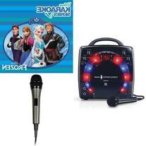 Singing Machine SML283BK CDG Karaoke Player  With Disney's