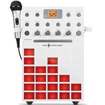 Singing Machine SML388W Karaoke Machine with Music
