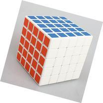 SMO ShengShou 2x2x2 3x3x3 4x4x4 5x5x5 Cube Puzzle White