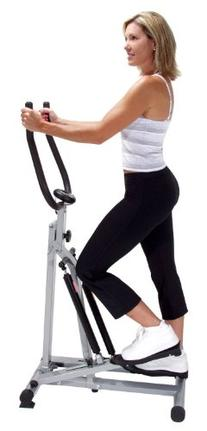 Stamina Spacemate Folding Stepper Stair Exercise Workout