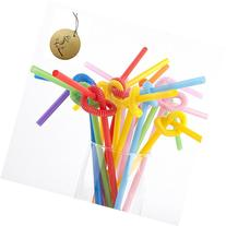 Rimobul Smoothie Straws, Pack of 100