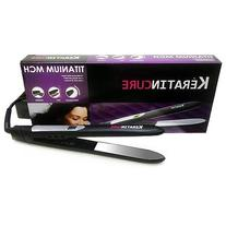 Keratin Cure Professional Smoothing Straightening Iron
