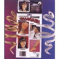 Rubie's Costume Co Snake Armband/Bracelet Costume Gold