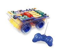 Snap Circuits R/C Snap Rover Electronics Discovery Kit