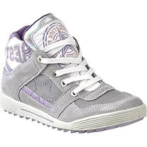 Imac Girls Sneakers, Schnuerschuhe beige, 580133-8, Gr 27