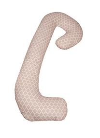 Snoogle Chic - Snoogle Total Body Pregnancy Pillow with Easy